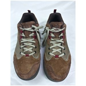 Merrell Shoes - Merrell Burnt Rock Sneakers Suede Hiking Shoes 12